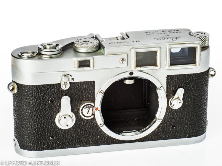Leica M3 No.1133448