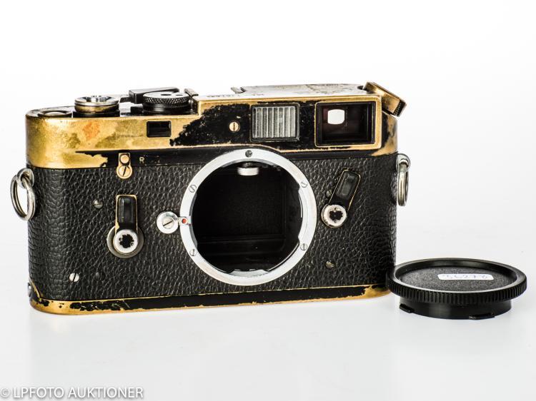 Leica M4 No.1181695