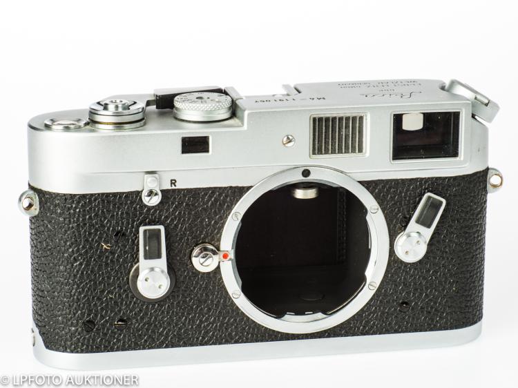 Leica M4 No.1191057