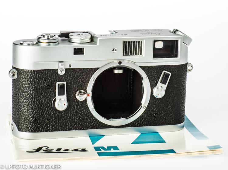 Leica M4 No.1234558