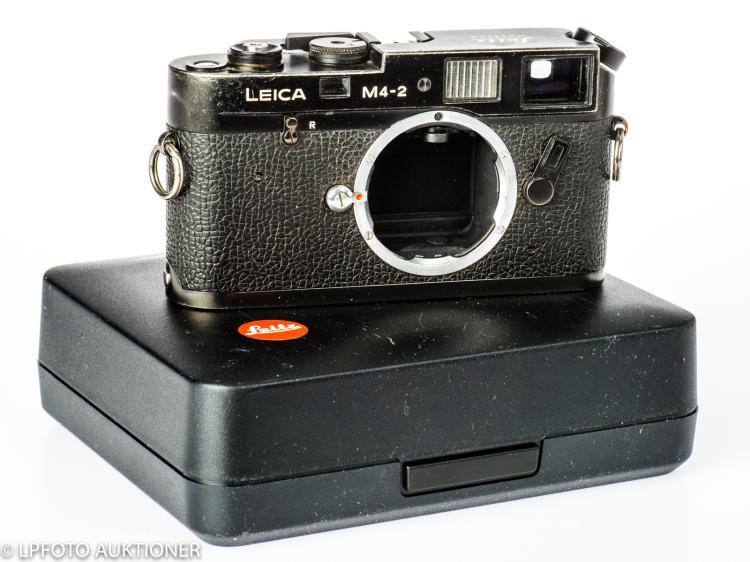 Leica M4-2 No.1469143