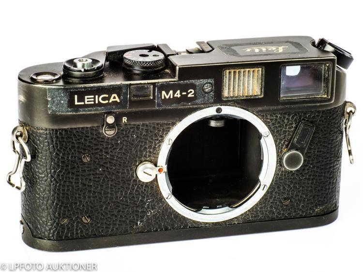 Leica M4-2 No.1505388