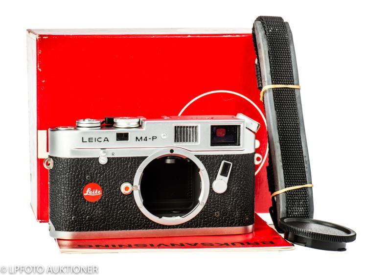 Leica M4-P 1913-1983 No.1619911/E 562