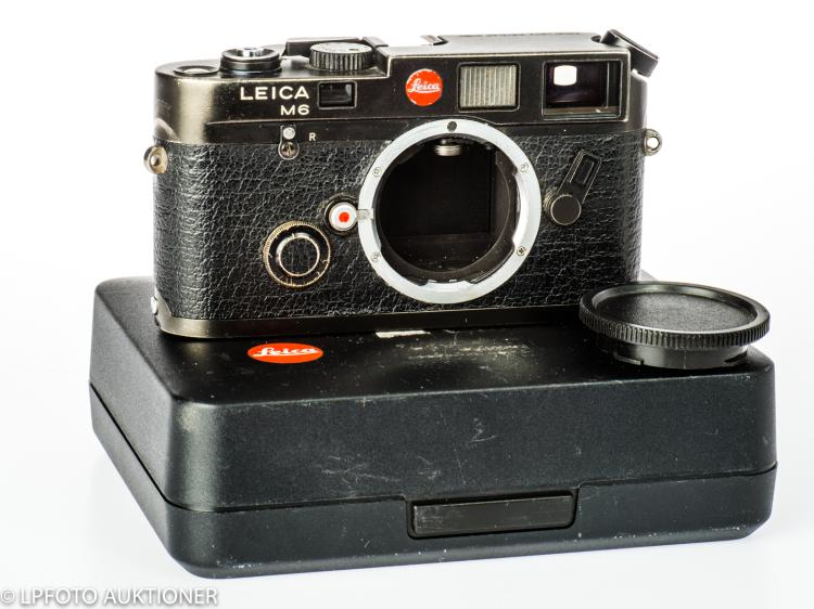 Leica M6 No.1668442