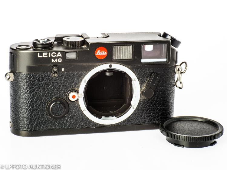Leica M6 No.1711018