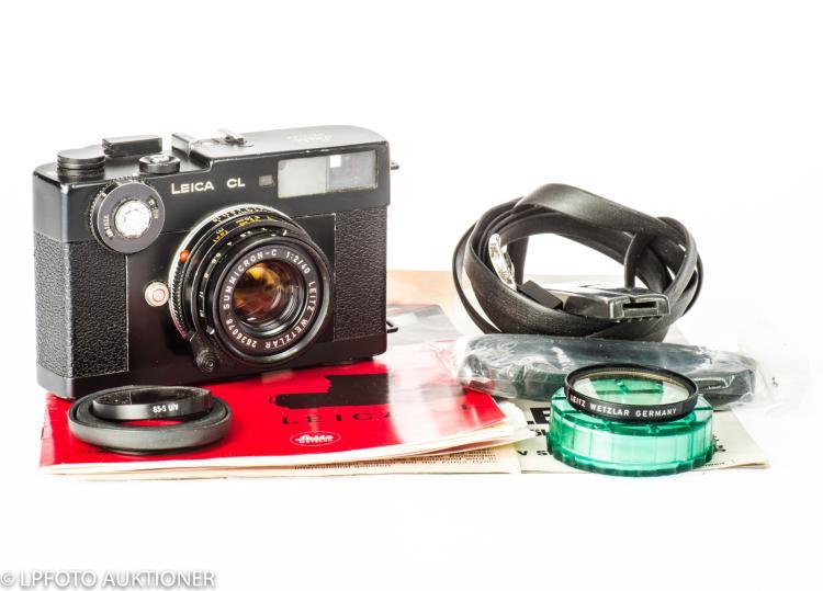 Leica CL No.1322757