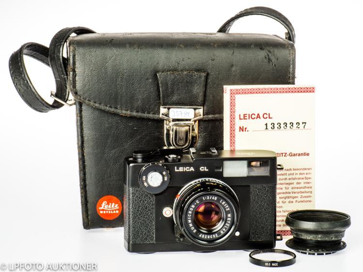 Leica CL No.1333327