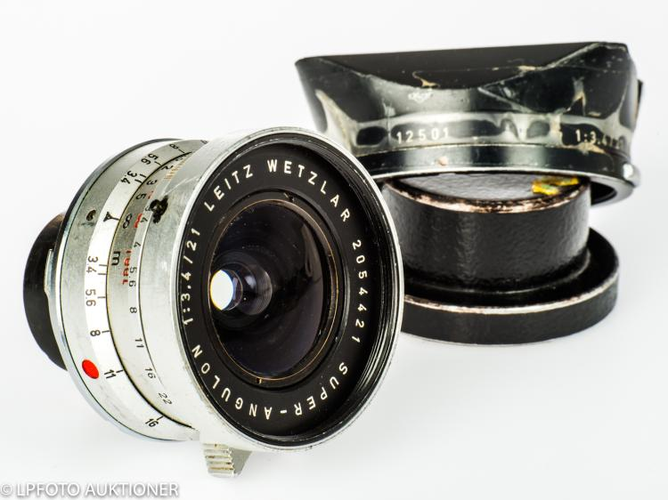 Super-Angulon 3.4/21mm No.2054421