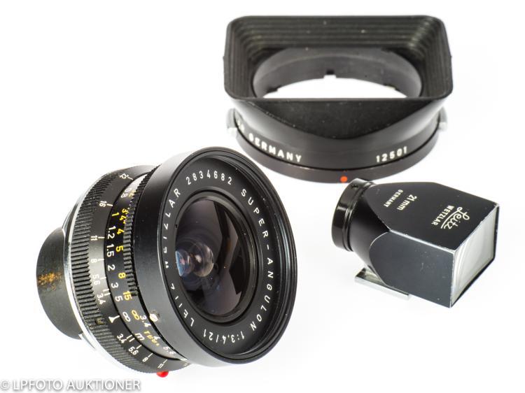 Super-Angulon 3.4/21mm No.2834682