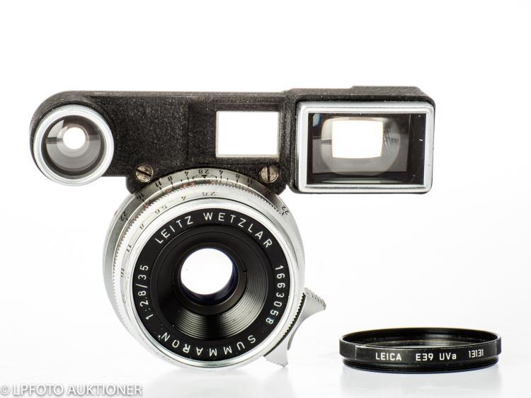 Summaron 2.8/35mm No.1663058