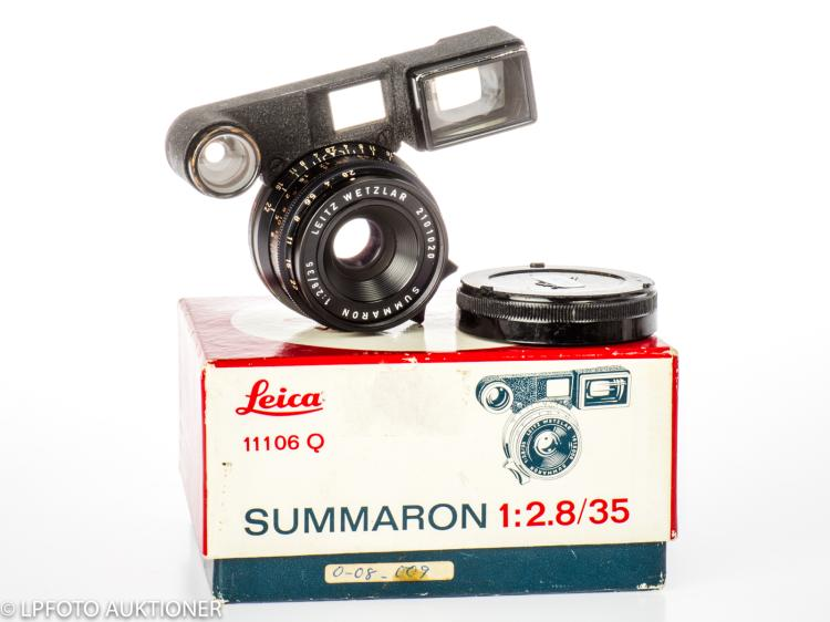 Summaron 2.8/35mm No.2101020