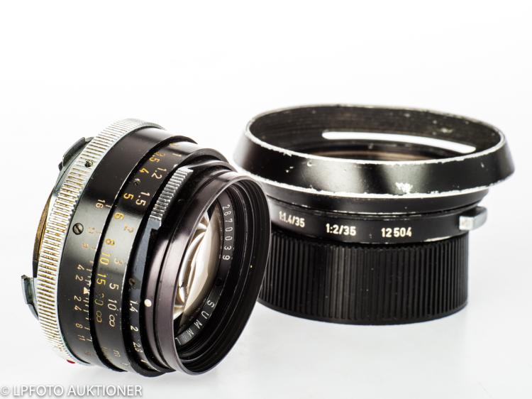 Summilux 1.4/35mm No.2870039