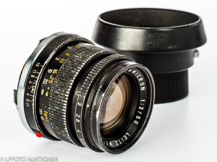 Summicron 2/50mm No.2609450