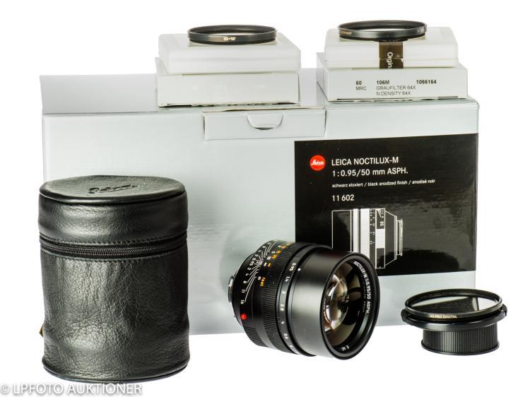 Leica Noctilux-M 0.95/50mm ASPH. No.04241925