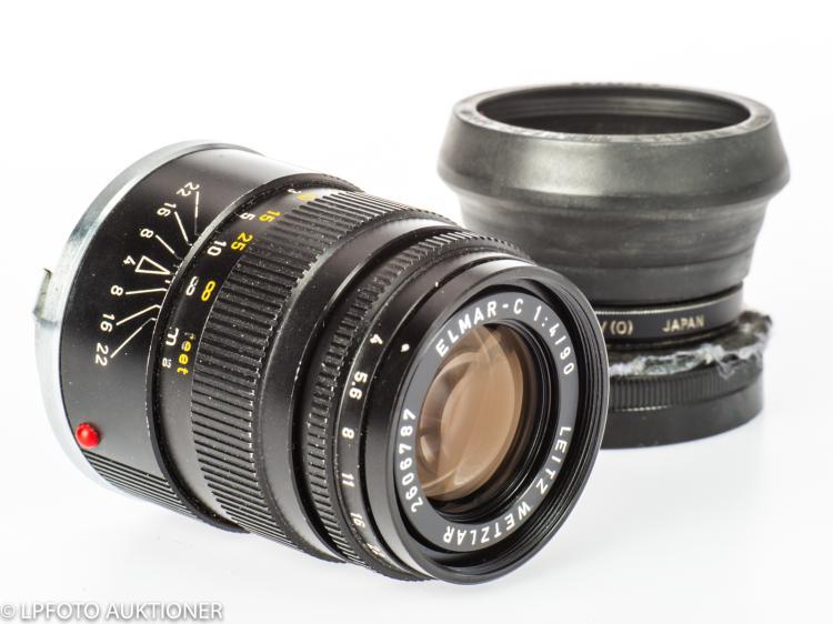 Elmar-C 4/90mm No.2606787
