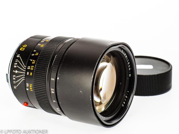Summicron-M 2/90mm No.3394176
