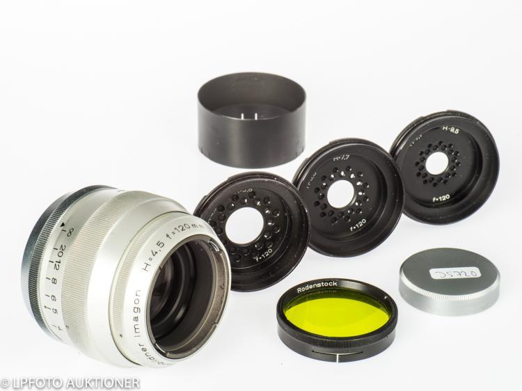 Rodenstock-Tiefenbilder Imagon 4.5/120mm No.A 3473111