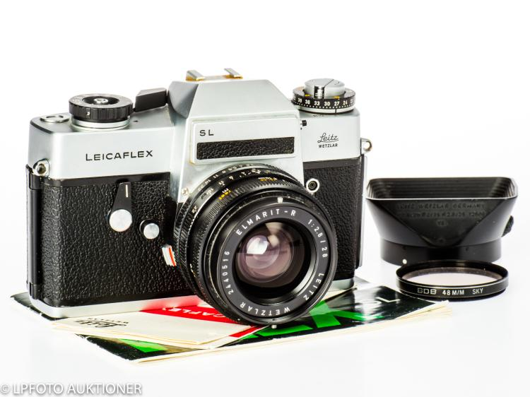 Leicaflex SL No.1276587