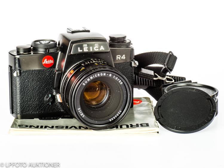 Leica R4 No.1570658