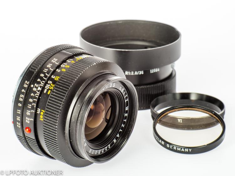 Elmarit-R 2.8/35mm No.2277118