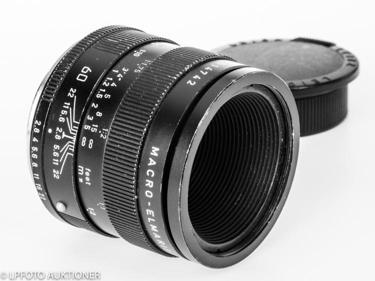 Macro-Elmarit-R 2.8/60mm No.3014742