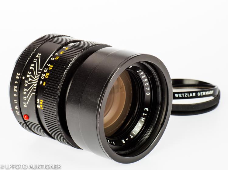 Elmarit-R 2.8/90mm No.2335070
