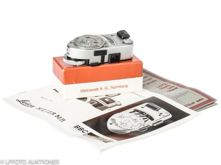 Leica-Meter MR4 No.80964