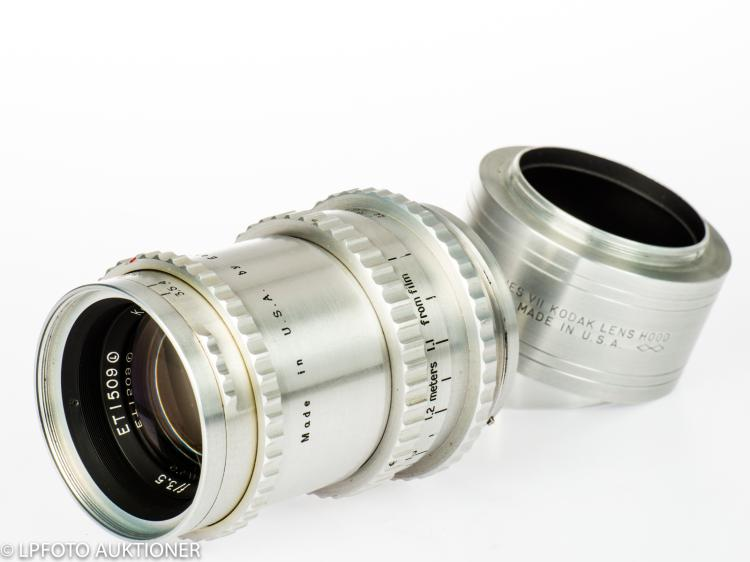 Kodak Ektar Lens 3.5/135mm No.ET1509 L