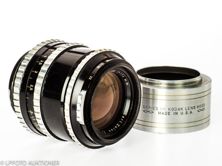 Carl Zeiss Sonnar 3.5/135mm No.1272982