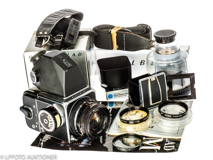 Hasselblad 500C No.TT 69100
