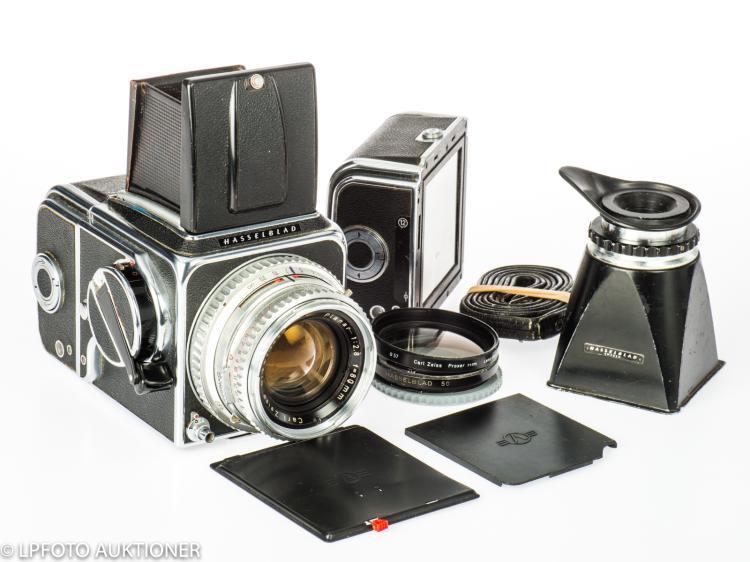 Hasselblad 500C/M No.UI 158395