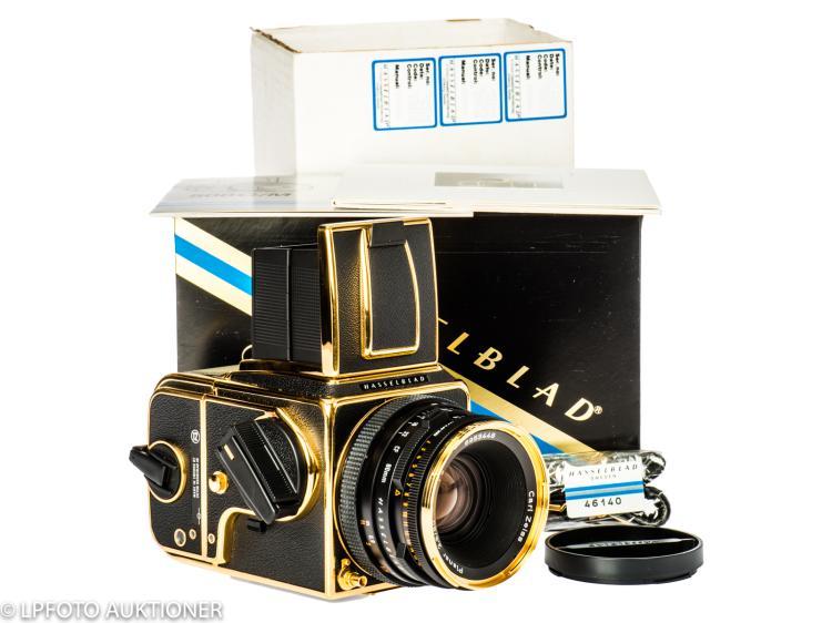 Hasselblad 500C/M Gold Exclusive No.0478