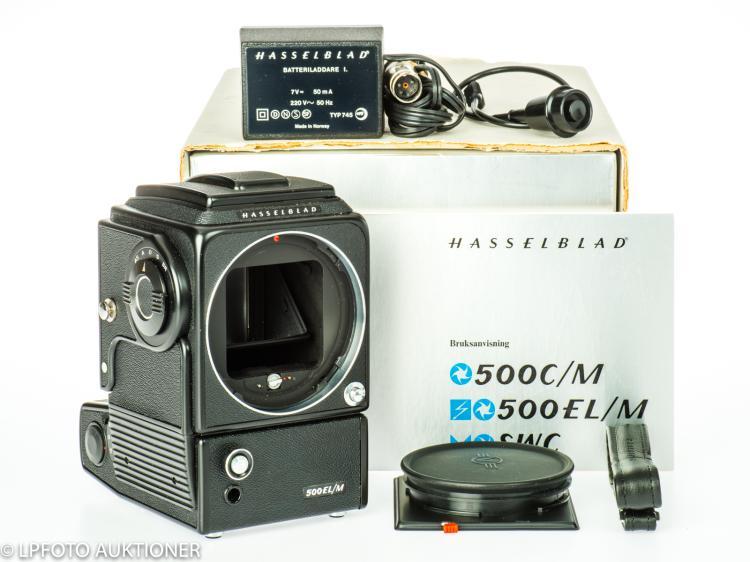 Hasselblad 500EL/M No.RS 1317639