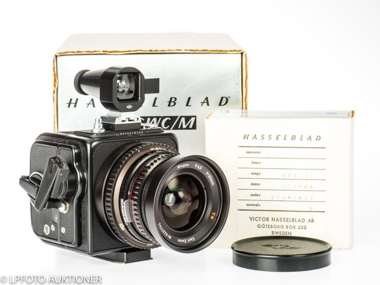 Hasselblad SWC/M No.RV 143946