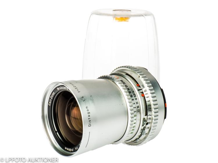 Carl Zeiss Distagon C 4/50mm No.4343979
