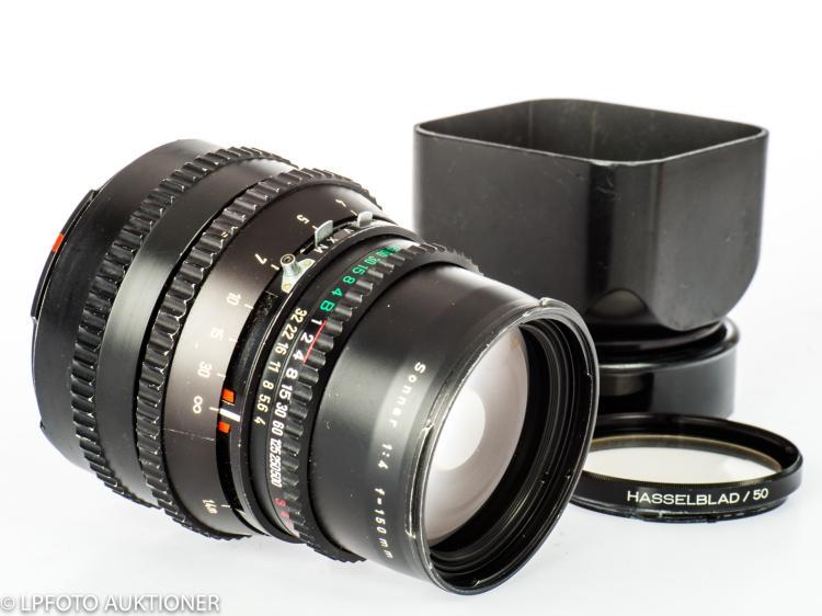 Carl Zeiss Sonnar C 4/150mm T* No.6285605