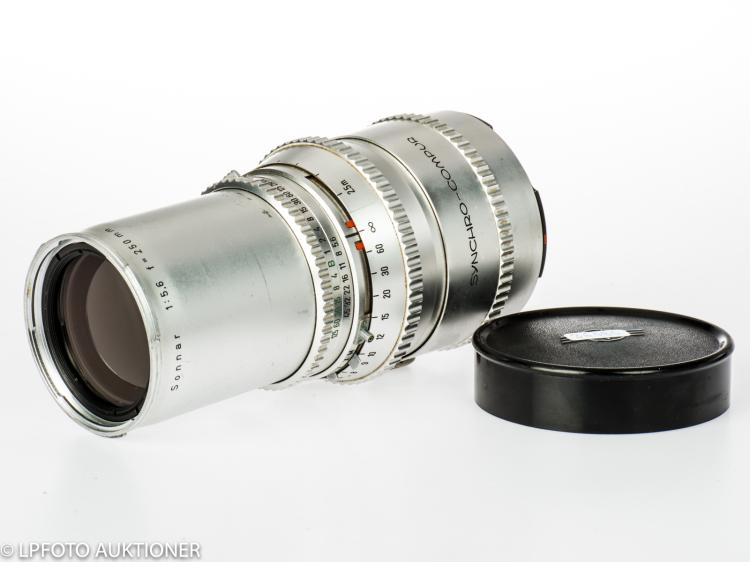 Carl Zeiss Sonnar C 5.6/250mm No.3801836