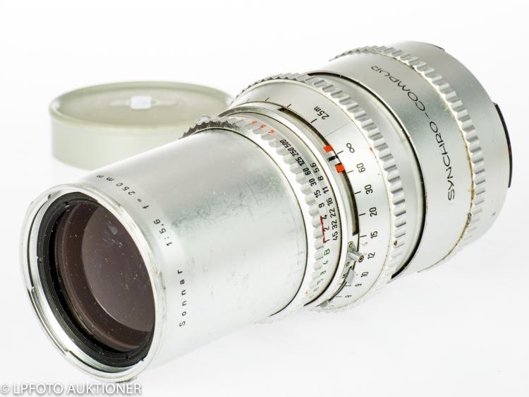 Carl Zeiss Sonnar C 5.6/250mm No.5038177