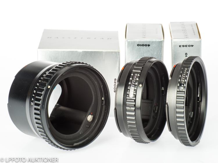 Hasselblad Extension Tube 10 + 21 and 55mm