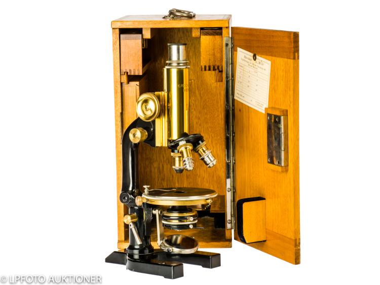 Reichert research microscope No.58482