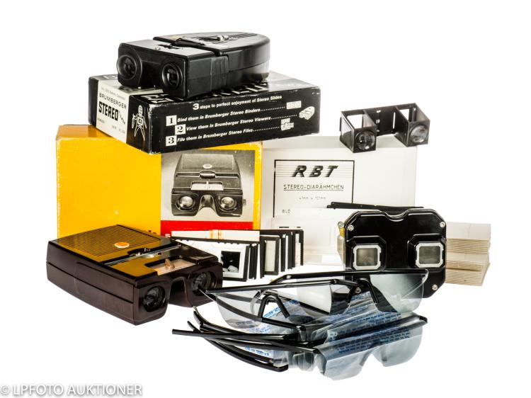 Stereo lot