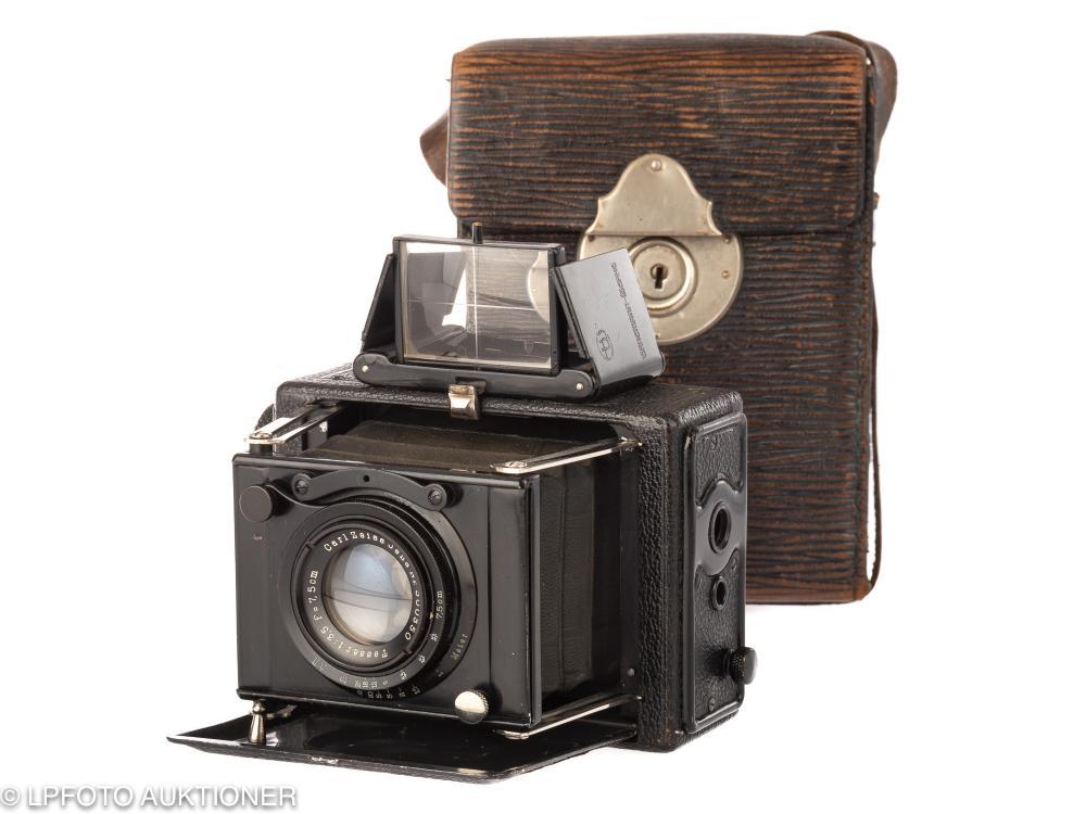 Ernemann Miniature-Klapp 4.5x6 No.1021400