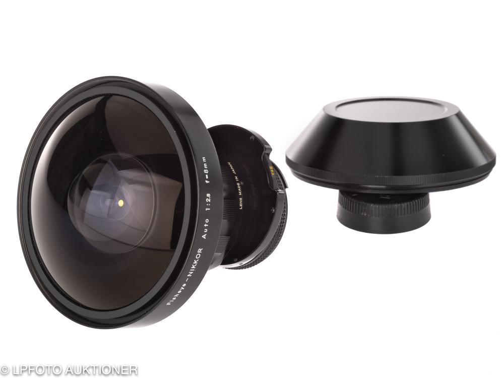 Fish-Eye Nikkor 2.8/8mm No.230920