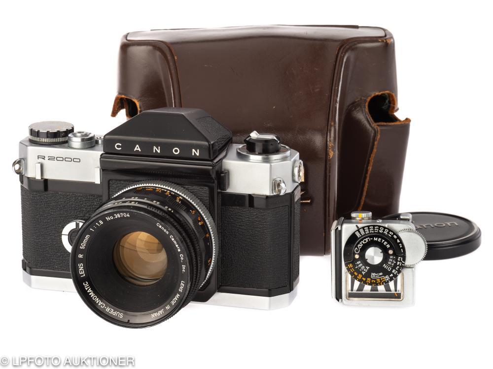 Canonflex R 2000 No.56481