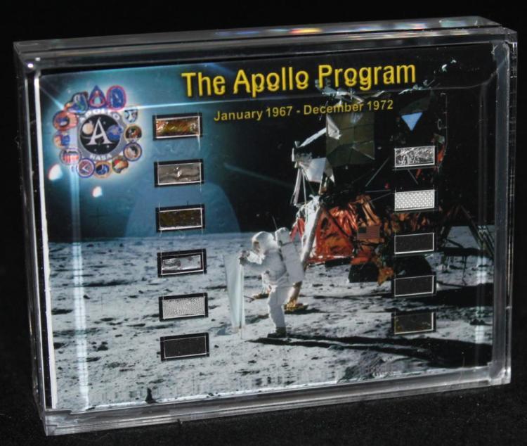 apollo space program collectibles - photo #14