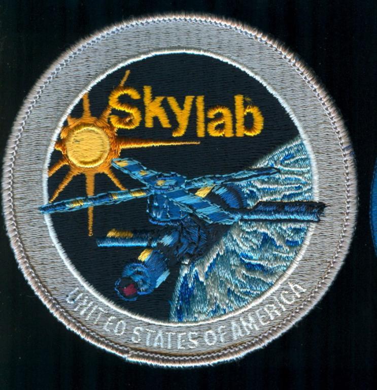 Karol Bobko's Uncommon Lion Brothers Variant Skylab