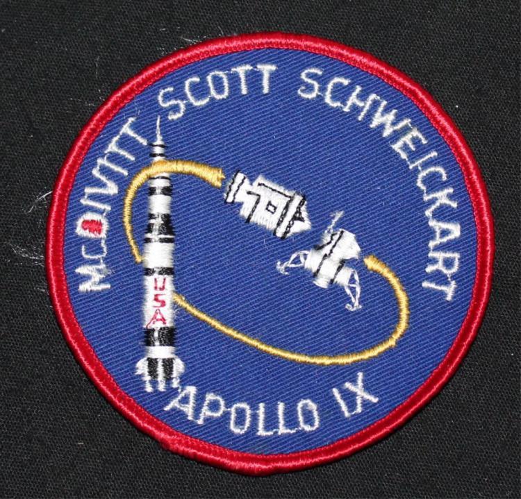 Apollo 9 Crew Patch