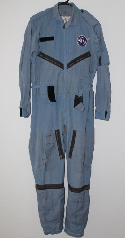 Walt Cunningham's Gemini-Era T-38 Flight Suit, Rare Patch