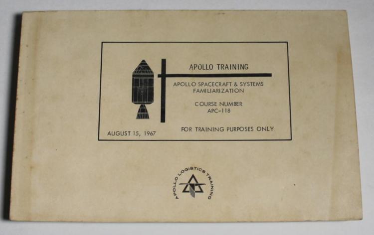 apollo spacecraft manual - photo #19