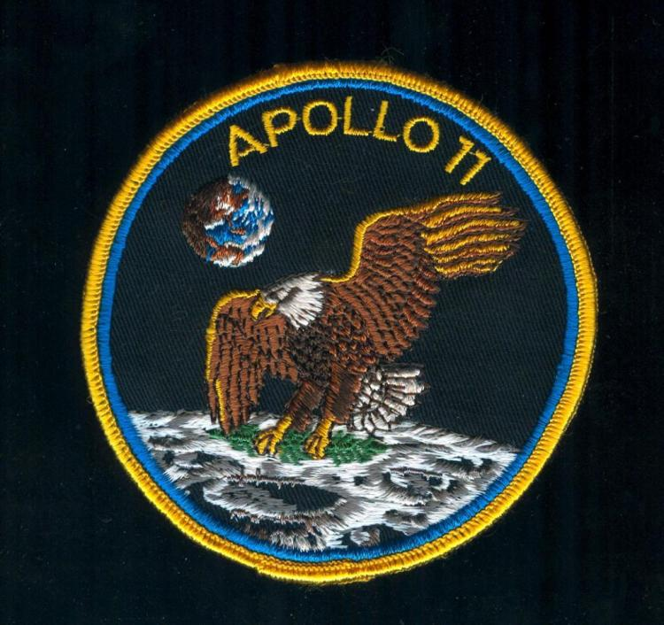 Apollo 11 Voyager Variant Patch